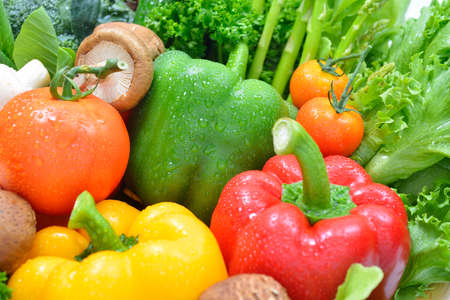 čerstvé ovoce a zelenina Reklamní fotografie
