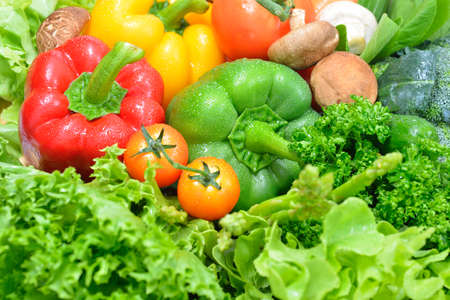fruitage: fresh fruits and vegetables