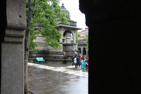 Kalaram Temple in Nashik