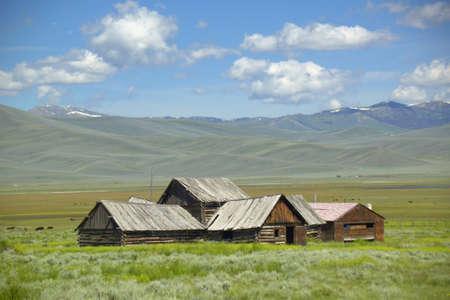 centennial: Ranch deserta in Centennial Valley, Lakeview, MT