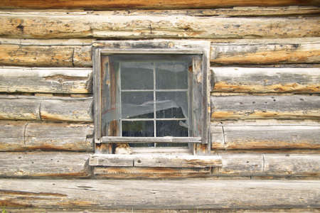 lakeview: Deserted old homestead in summer in Centennial Valley near Lakeview, MT