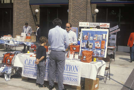 northridge: An earthquake preparation table in Los Angeles fours years prior to the Northridge quake of 1994 Editorial