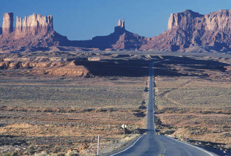 plateau point: Monument Valley, Utah