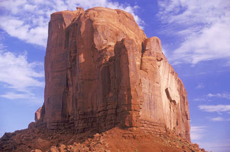 large formation: Large Rock Formation, Monument Valley, Utah