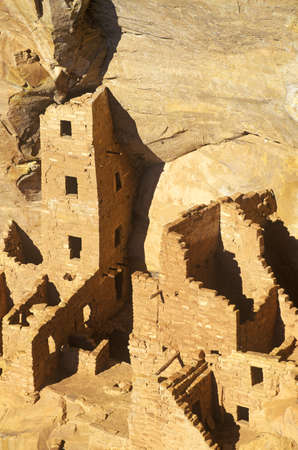 abodes: Dwellings at Mesa Verde National Park, Colorado