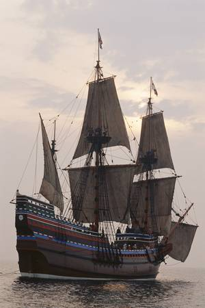 mayflower: Mayflower replica