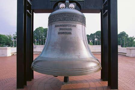 liberty bell: Replica of Liberty Bell