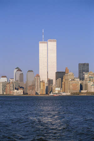 World Trade Center in New York City Stock Photo - 20487312