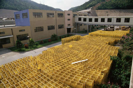 brewery: Shenzen Brewery, China