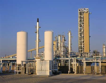 barstow: Gas plant, Barstow, South Carolina