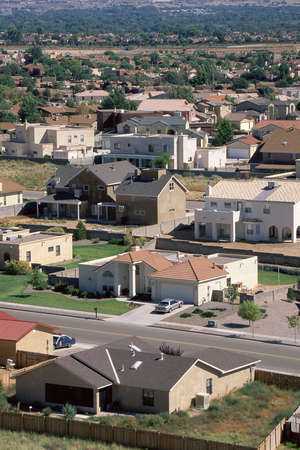 Residential housing in Albuquerque, NM