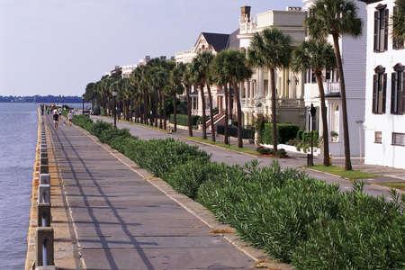 �south: Case storiche a Charleston, Carolina del Sud