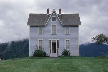 coeur: Historical home, Coeur DAlene, Idaho