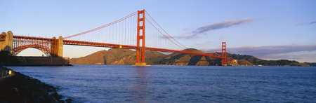 Golden Gate Bridge, San Francisco Stock Photo - 20486386