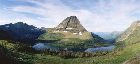 panoramics: Glacier National Park,Montana