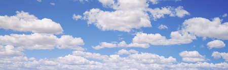 panoramics: Clouds in sky