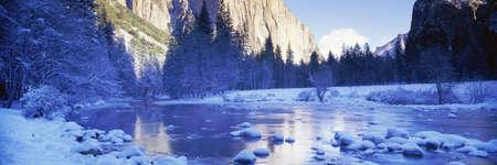 panoramics: Yosemite National Park, California