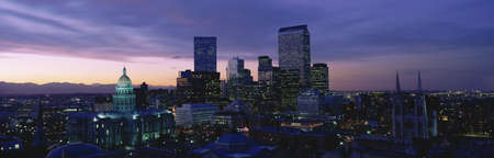 panoramics: St. Louis, Missouri skyline