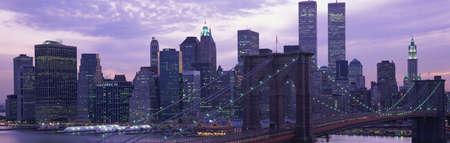 panoramics: New York City skyline