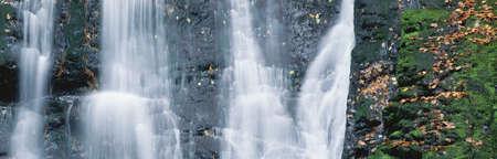 panoramics: Waterfall