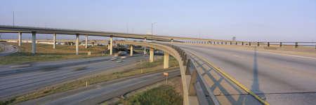 panoramics: Interstate 10 and 15 in California