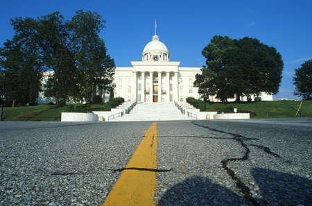 alabama: State Capitol of Alabama, Montgomery