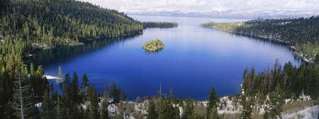 panoramics: Lake Tahoe, California