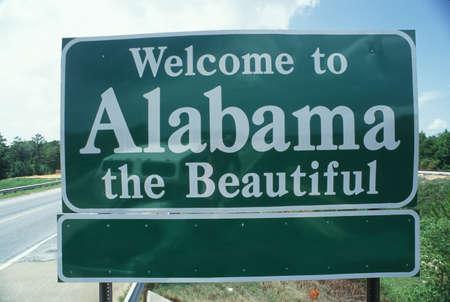 Welkom bij Alabama Sign