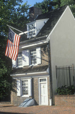 Betsy Ross House, Philadelphia, Pennsylvania