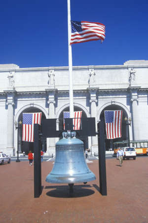 Replica of Liberty Bell, Union Station, Washington, D.C.