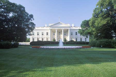 with white: The White House, Washington, D.C.