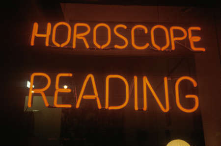 advertise with us: Neon Horoscope Reading sign in Los Angeles, CA