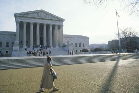 supreme court: The United States Supreme Court Building, Washington, D.C.