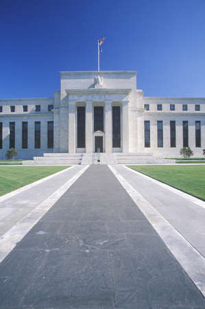 federal reserve: The Federal Reserve Bank, Washington, D.C. Editorial