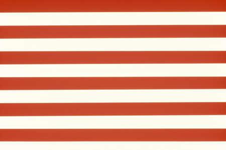 bandiera stati uniti: Close-up delle strisce su una bandiera americana, Stati Uniti Editoriali