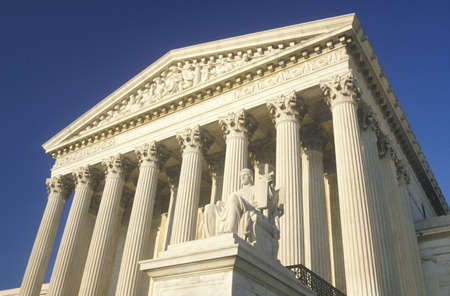 gilbert: The United States Supreme Court Building, Washington, D.C.