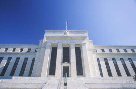 The Federal Reserve Bank, Washington, D.C. 新闻类图片