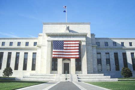 federal reserve: United States Federal Reserve Building, Washington D.C
