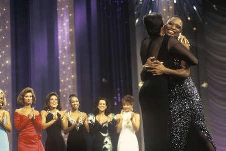 chapman: Kalyin Chapman, Miss America Pageant 1994, Atlantic City, New Jersey