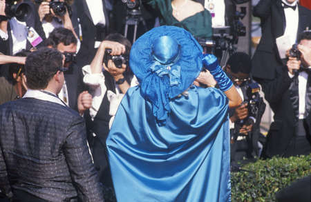 stardom: Press Photographing Celebrities at the 62nd Annual Academy Awards, Los Angeles, California
