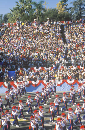 rose bowl parade: Rose Bowl Parade, Pasadena, California
