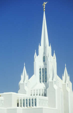 mormon temple: Mormon Temple in Northern San Diego California