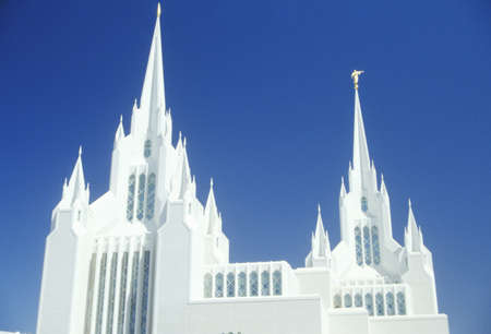 mormon: Mormon Temple in Northern San Diego California