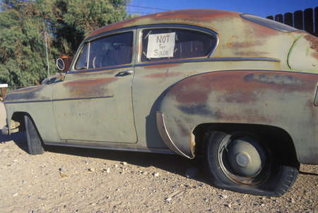 barstow: A not for sale used car in Barstow, California