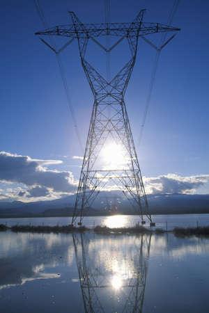 nv: Utility line, NV