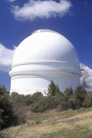 hale: Hale Observatory at Mount Palomar, CA Editorial