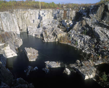 monumental: Largest monumental granite quarry in Barre, VT Editorial