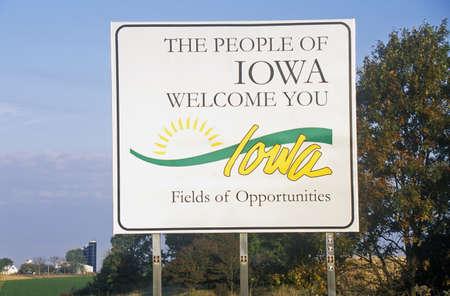 Welkom bij Iowa Sign