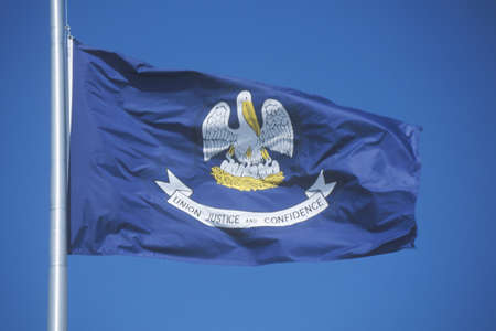 louisiana flag: State Flag of Louisiana