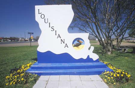 Welkom bij Louisiana Sign Redactioneel